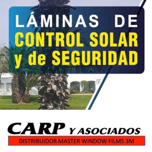 Laminas de control solar y seguridad